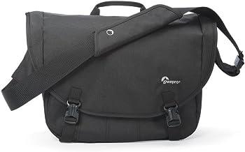 Lowepro Passport Messenger - Bolsa para cámaras, Negro