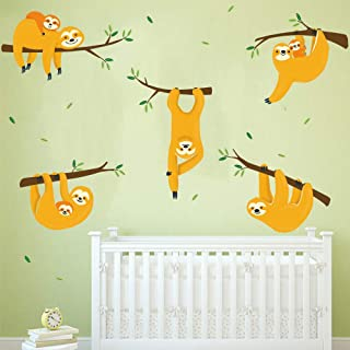 baby boy nursery wall stickers uk