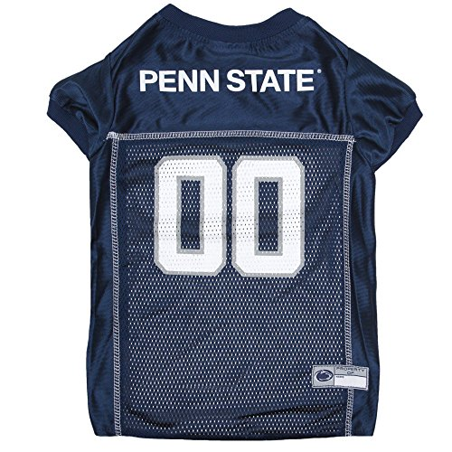 NCAA PENN STATE NITTANY LIONS DOG Jersey, X-Large