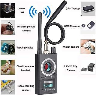 QLPP Detector de cámara Anti espía para cámara Oculta Lente láser Buscador de Dispositivos de Escucha