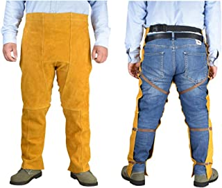 welding trousers with knee pads