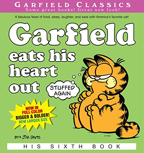 Garfield Eats His Heart Out: His 6th Book (Garfield Series) (English Edition)