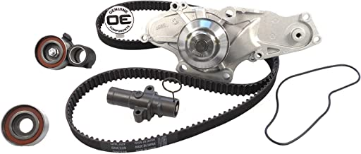 ACDelco TCKWP329 Professional Timing Belt and Water Pump Kit with Idler Pulley and 2 Tensioners