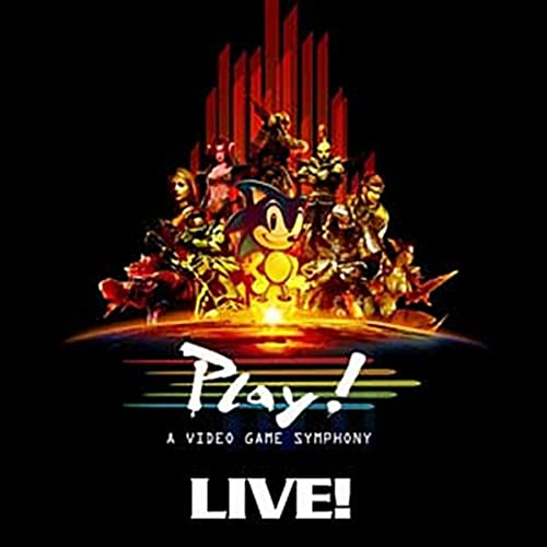 Play! Live CD/ DVD by Play! A Video Game Symphony on Amazon