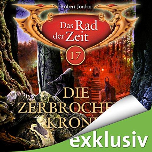 Die zerbrochene Krone audiobook cover art