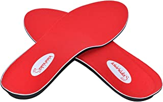 Instant Relief Orthotics for Flat Feet - Plantar Fasciitis Pain Relief Guaranteed
