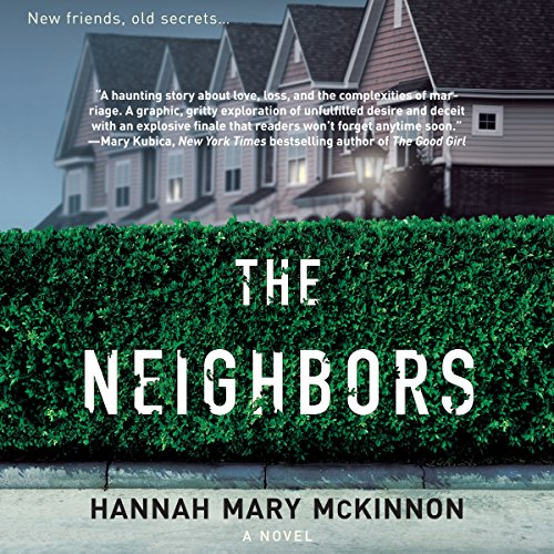The Neighbors audiobook cover art