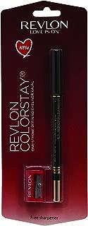 Revlon Color Stay One Stroke Defining Eyeliner Kajal, Blackest Black, 1.2g