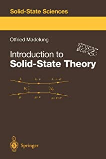Introduction to Solid-State Theory