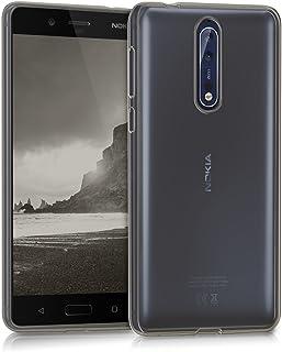 c32d77f6a55 kwmobile Funda para Nokia 8 - Carcasa Protectora de [TPU] para móvil - Cover