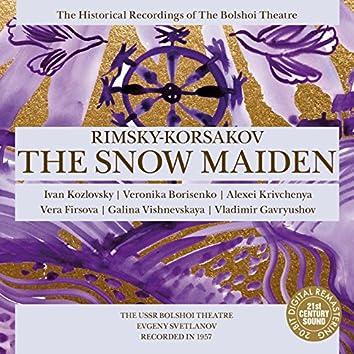 Rimsky-Korsakov: The Snow Maiden (Svetlanov)