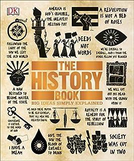History Book: Big Ideas Simply Explained (1465445102) | Amazon price tracker / tracking, Amazon price history charts, Amazon price watches, Amazon price drop alerts