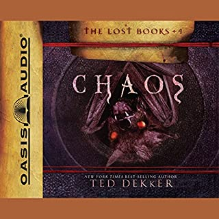 Chaos audiobook cover art