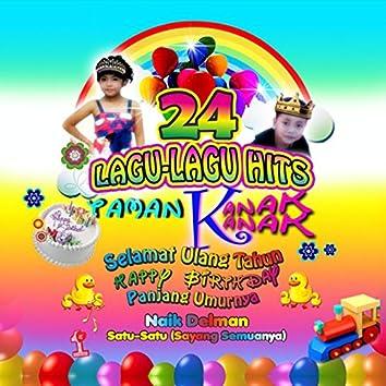 24 Lagu Lagu Hits Taman Kanak Kanak