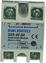 Inkbird SSR Solid State Relay SSR 40DA for PID Thermostat Temperature Controller