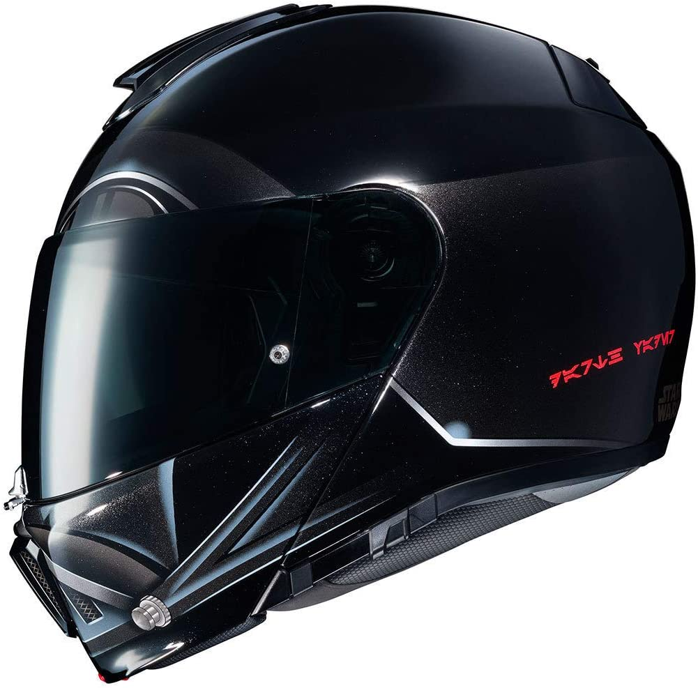 Motorradhelm HJC RPHA 90 DARTH VADER MC5 Schwarz XS