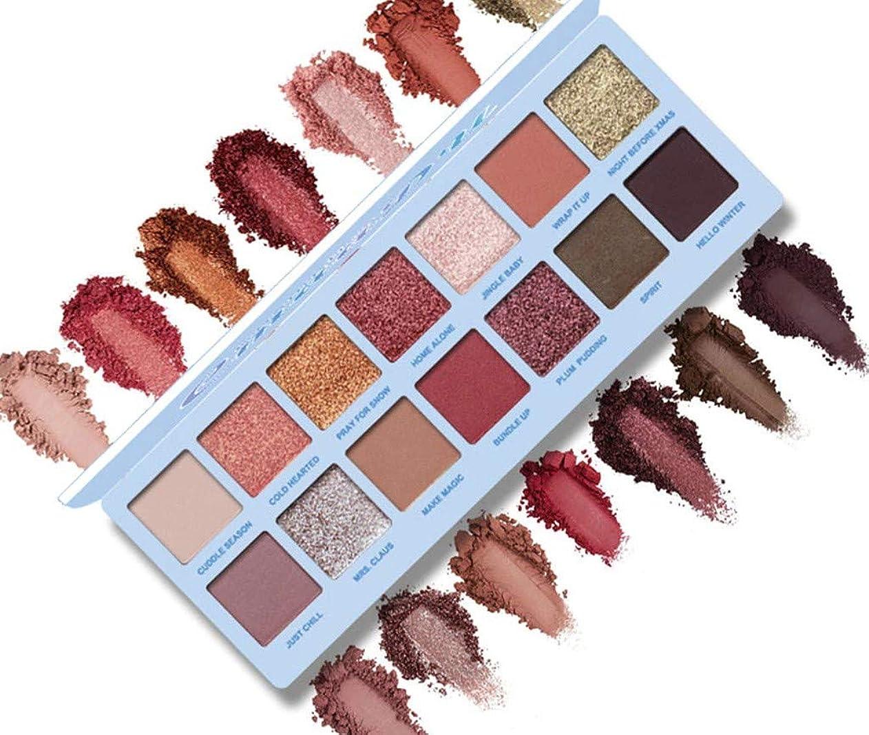 無駄な治すあなたが良くなります14 Color Nude Shining Eyeshadow Palette Waterproof Smoky Eye Shadow Pallete Matt Powder Cosmetics Lidschatten by Ni Yom Thai shop