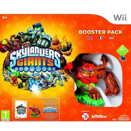Skylanders : Giants - booster pack [import italien/espagnol]
