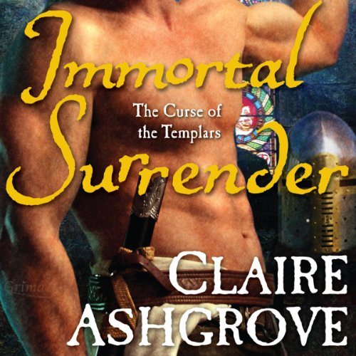 Immortal Surrender audiobook cover art