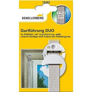 Gu/ía para correa de persiana Schellenberg Plus Maxi 11033 color blanco