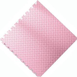 GUORRUI Foam Puzzle Mat Child Bedroom Plus Thick Floor Crawling Mat Baby Splice Gym Home, Multiple Colour (Color : E, Size...