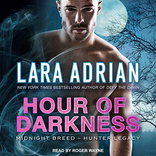 Hour of Darkness audiobook cover art