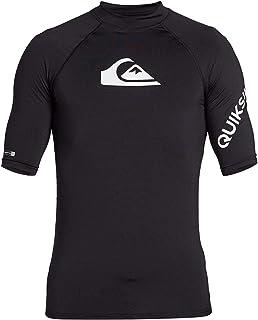 Men's All Time Short Sleeve Rashguard UPF 50 Sun...