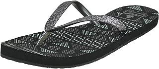 Reef Stargazer Prints Grey Tribal Womens Flip-Flop Size 11M