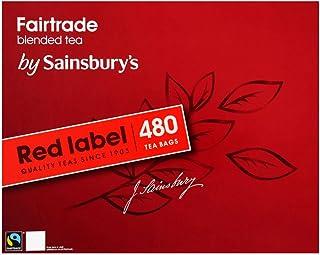 "Sainsbury""s Red Label Tea, Fairtrade 480 Btl. 1500g"
