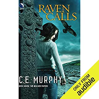 Raven Calls audiobook cover art