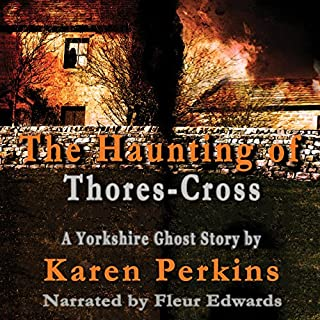 The Haunting of Thores-Cross audiobook cover art