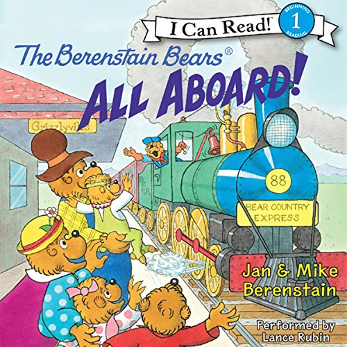 The Berenstain Bears: All Aboard! cover art
