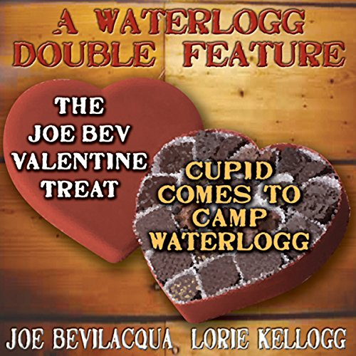 A Waterlogg Double Feature audiobook cover art