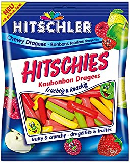 Hitschler Hitschies Chewy Dragees 8 X 165g