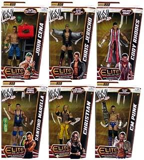 Mattel WWE Elite Collection 2012 Wave 20 Action Figure Case