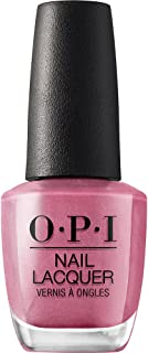 OPI Nail Lacquer Not Bora-Ing Pink, Rich Creamy Pink, 15 ml
