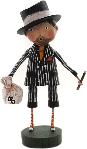 Lori Mitchell Lil Gangster Polyresin Halloween 11160