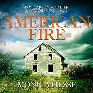 American Fire audiobook cover art