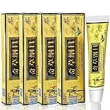 5pcs/Lot Chinese Herbal Eczema, Psoriasis Creams Dermatitis and Eczema Pruritus Psoriasis CEZUBEM Ointment