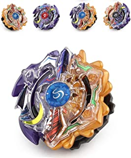 Rabicool Bey Battling Top Blade Burst Starter Booster B-00 Duo Eclipse Sun Moon - God Bey Toy by Happymini