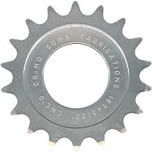 Soma 22T Cog Track, 3/32-Inch, Chrome