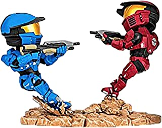 Best halo red vs blue figures Reviews