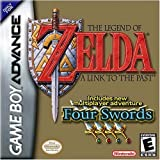 The Legend of Zelda: A Link to the Past (Includes Four Swords...
