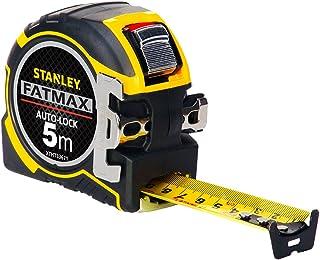 Stanley FatMax Pro taśma miernicza do autolock (długość 5 m, szerokość ostrza 32 mm, powłoka BladeArmor, obudowa dwumateri...