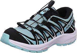 Salomon XA PRO 3D CSWP J Zapatilla con botín impermeable ClimaSalomon para trail running y actividades de exterior, para N...