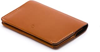 Bellroy Leather Card Holder Caramel