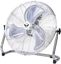 Ventilateur de bureau, Metal Blade forte Ventilateur mécanique industrielle de l'air du ventilateur de refroidissement Ang...