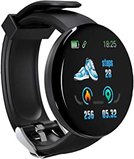 Smartwatch Hombres, Pulsera Inteligente Impermeable IP67, Re
