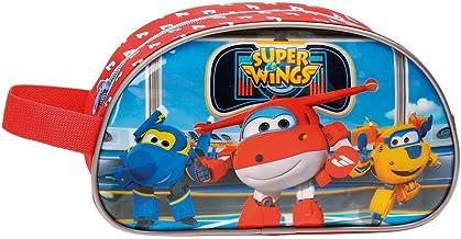 Super Wings Control Aanpasbare schoonheidsval meerkleurig 24x14x10 cm polyester