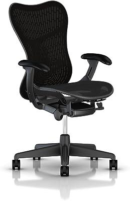 Herman Miller Mirra 2 Chair - Tilt Limiter, Butterfly Back